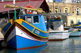 Malta Itinerary, Marsaxlokk village