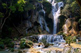 How to Visit Kuang Si Waterfall, Luang Prabang, Laos