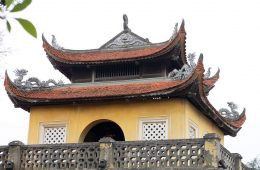 Imperial Citadel of Thang Long in Hanoi