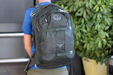 travel backpack - what to look for