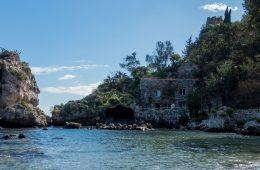 Taormina and Savoca, Sicily, Italy